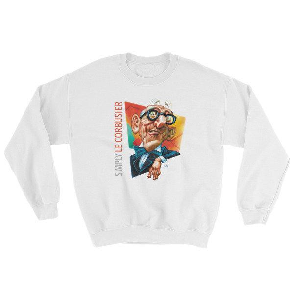 Simply Le Corbusier Sweatshirt