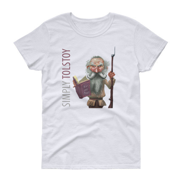 Simply Tolstoy Women's T-Shirt