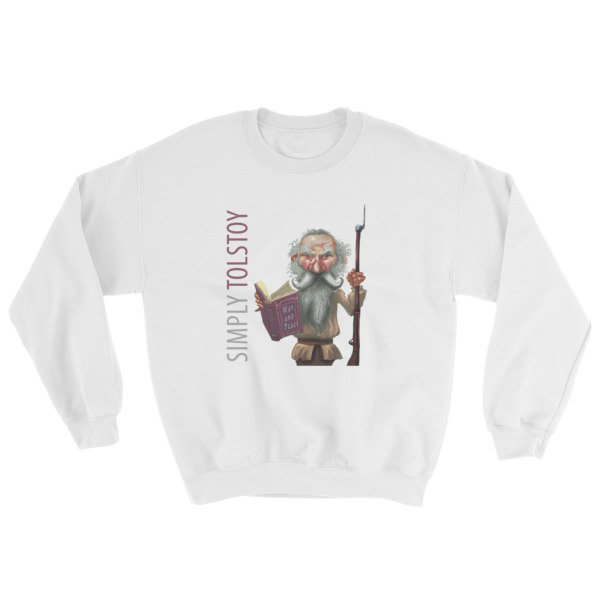 Simply Tolstoy Sweatshirt