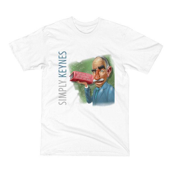 Simply Keynes Men's T-Shirt 17140