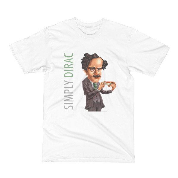 Simply Dirac Men's T-Shirt 17142