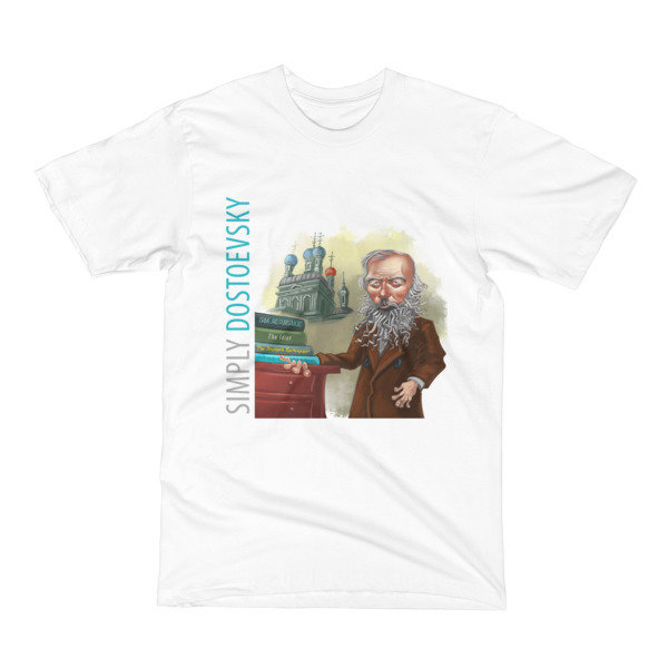 Simply Dostoevsky Men's T-Shirt