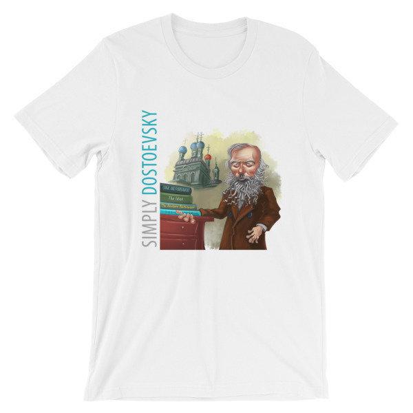 Simply Dostoevsky Ladies' T-Shirt 17149