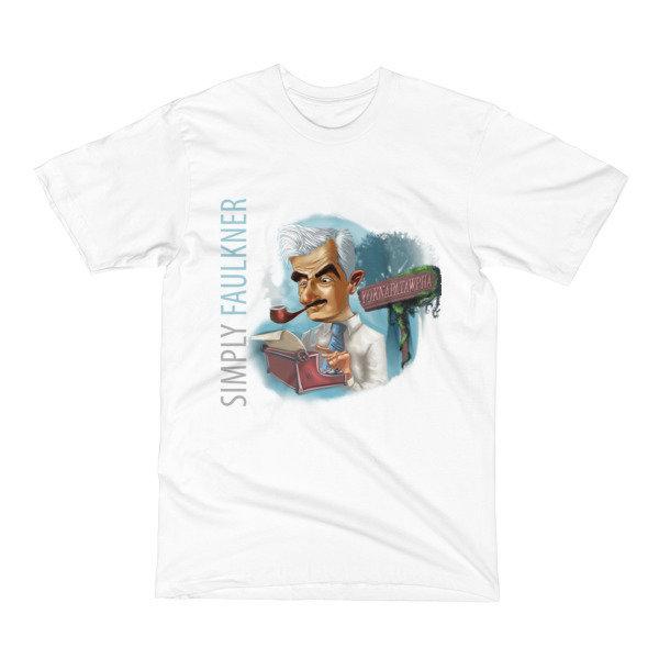 Simply Faulkner Men's T-Shirt