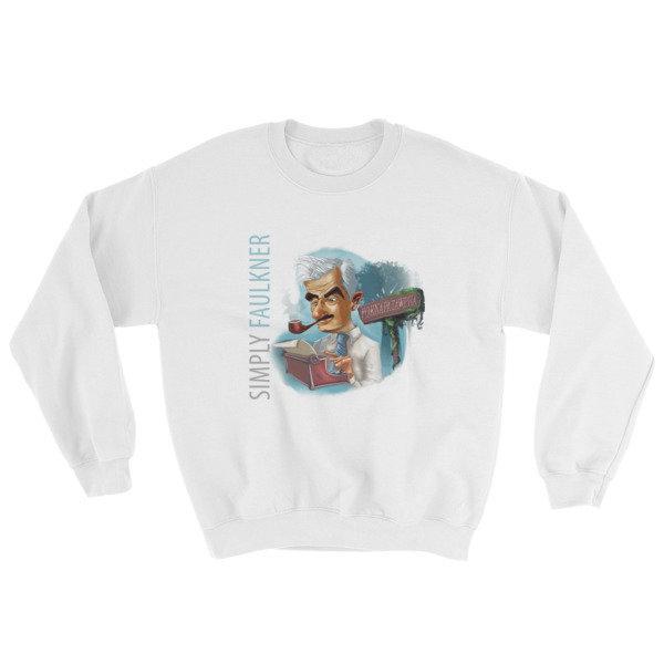 Simply Faulkner Sweatshirt
