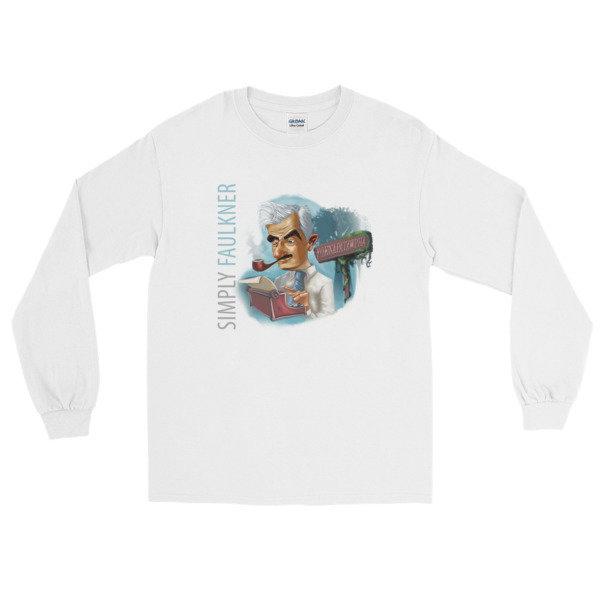 Simply Faulkner Long Sleeve T-Shirt
