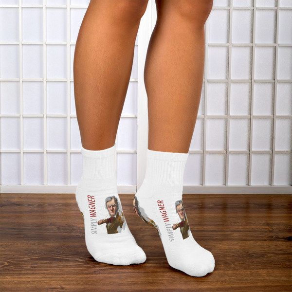 Simply Wagner Ankle Socks