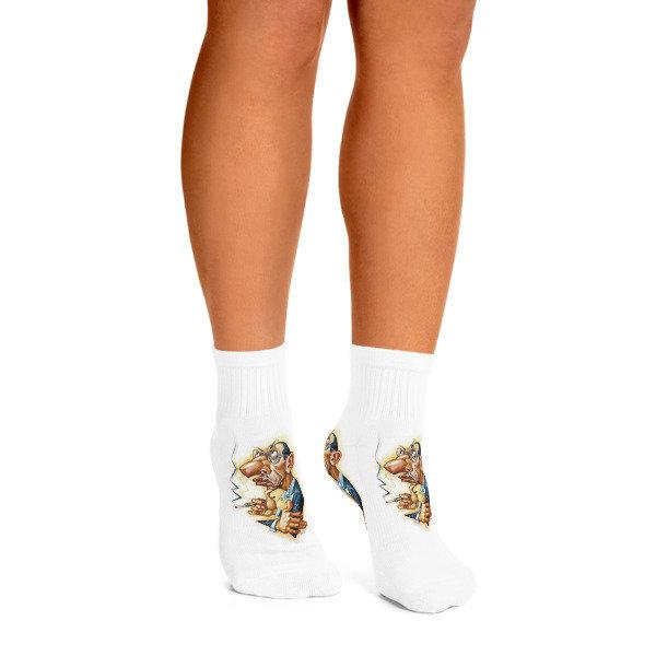 Igor Stravinsky Ankle Socks 17181