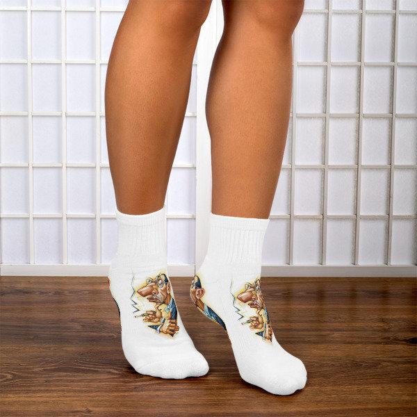 Igor Stravinsky Ankle Socks
