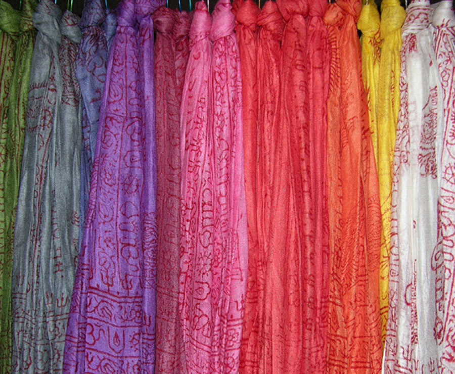 Indian Prayer Shawls