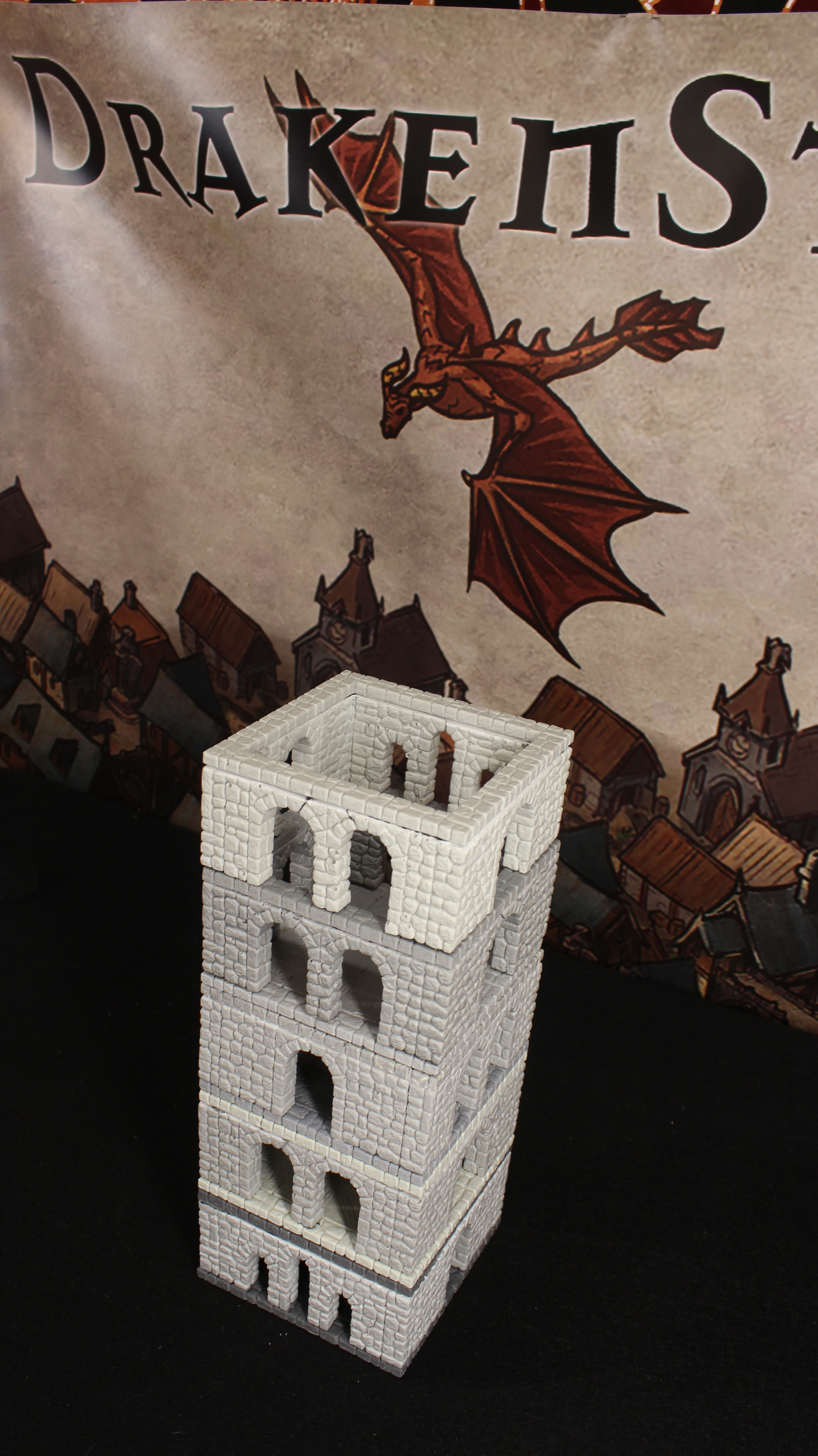 Stackable Tower 00000