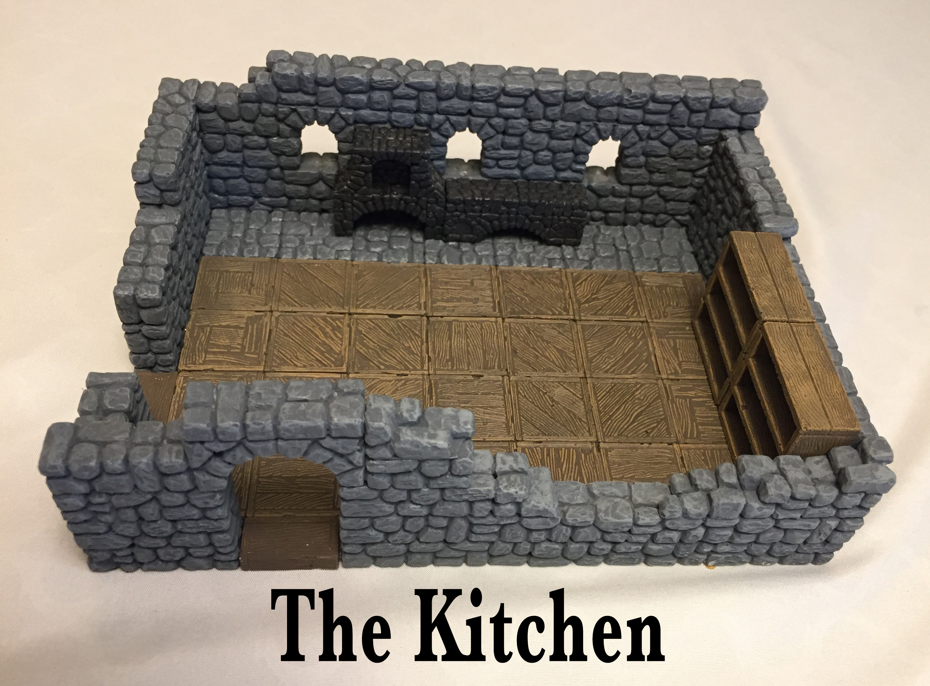 Thieve's Guild - 3D Stackable - Individual Rooms
