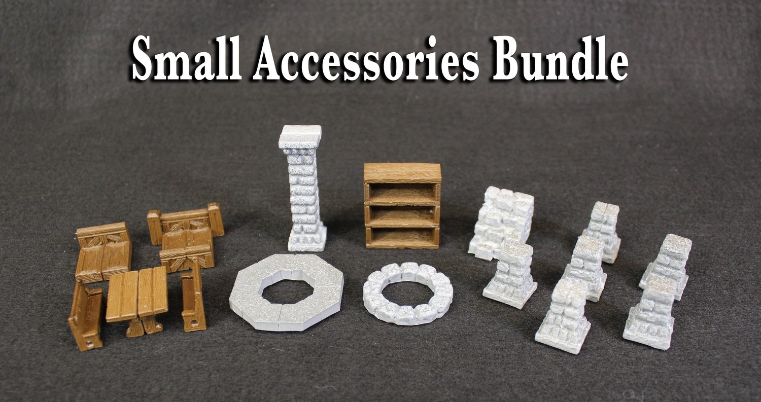 Accessories Bundle - Small