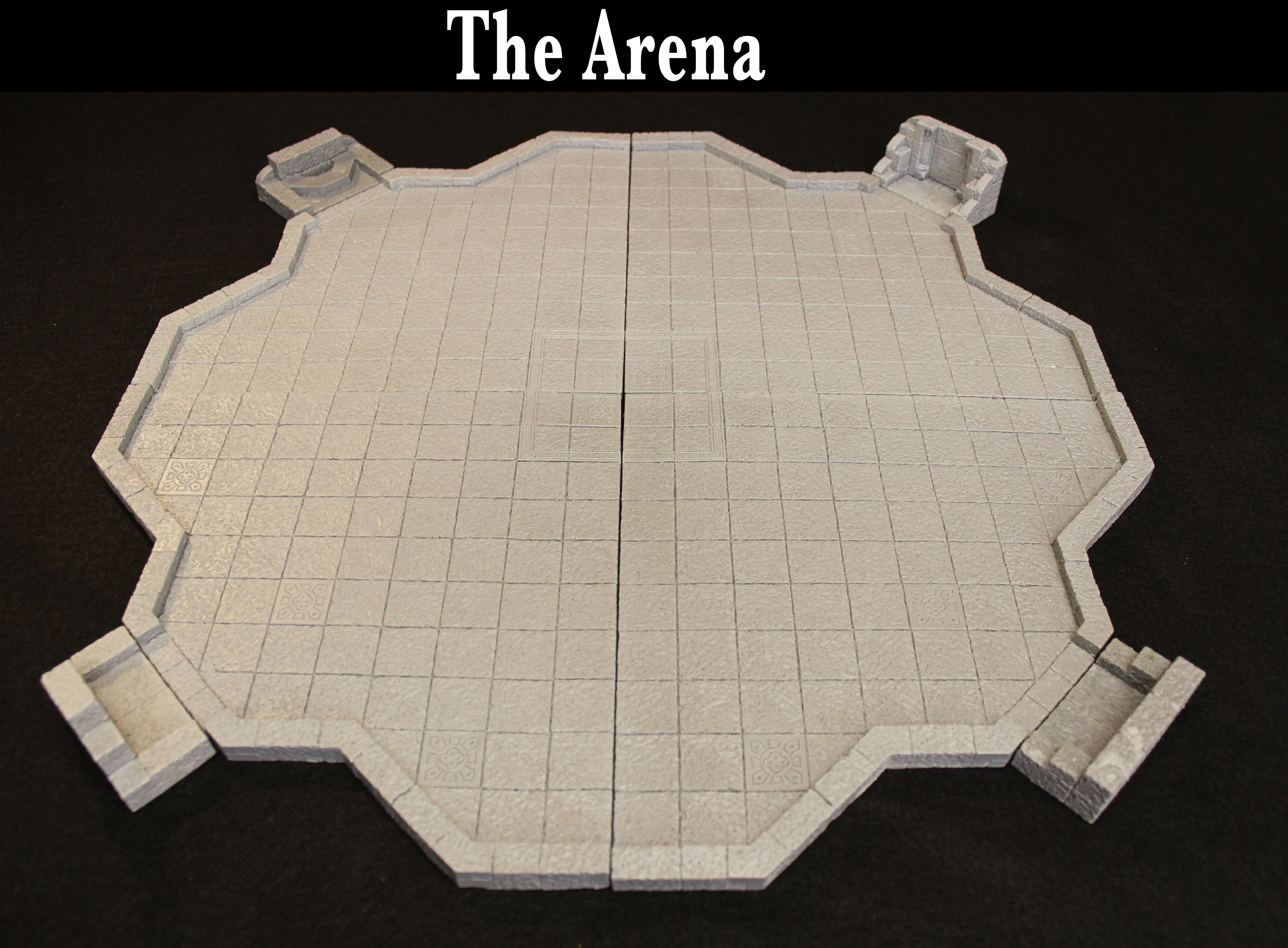 The Magnetic Arena