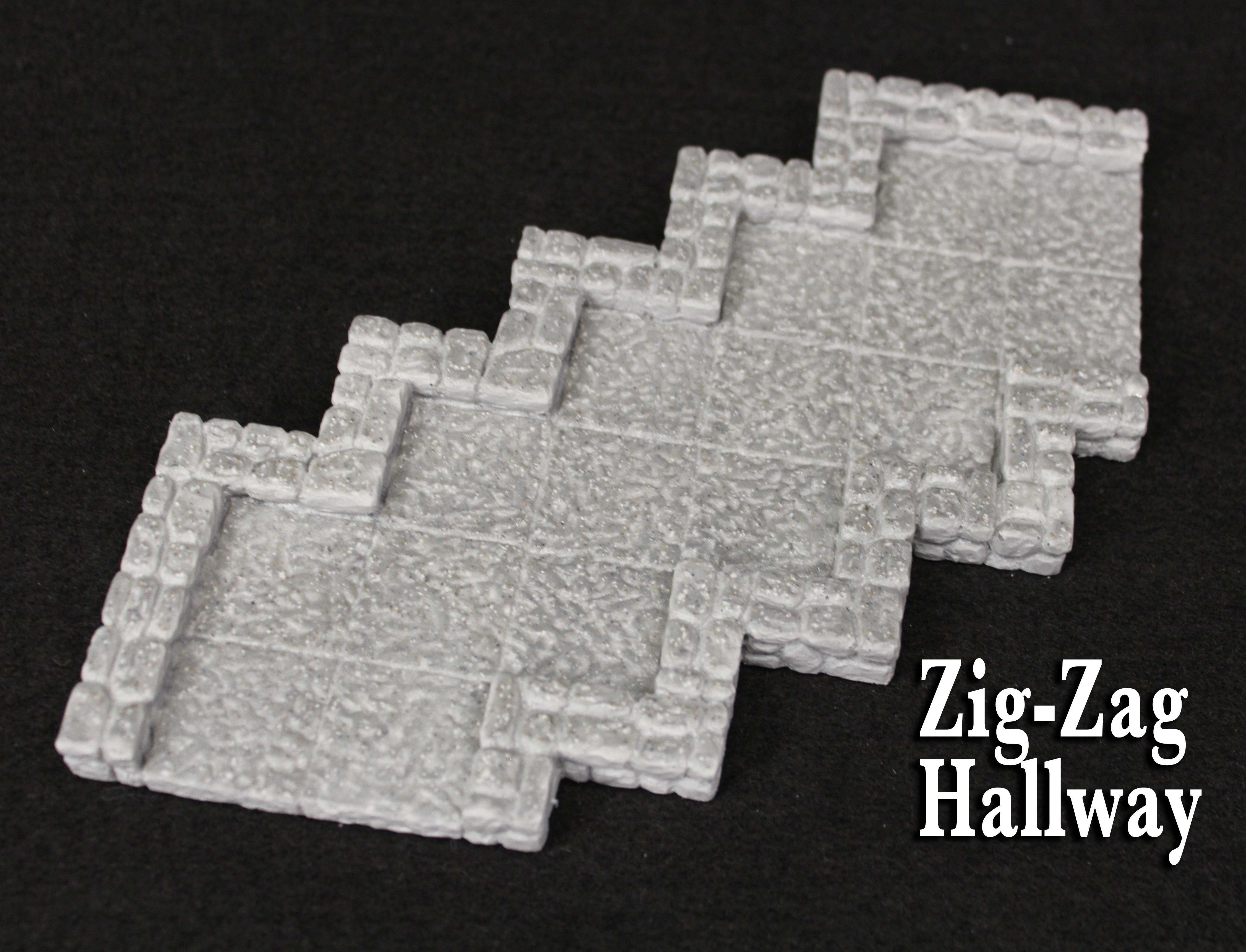 Zig-Zag Hallway 00019