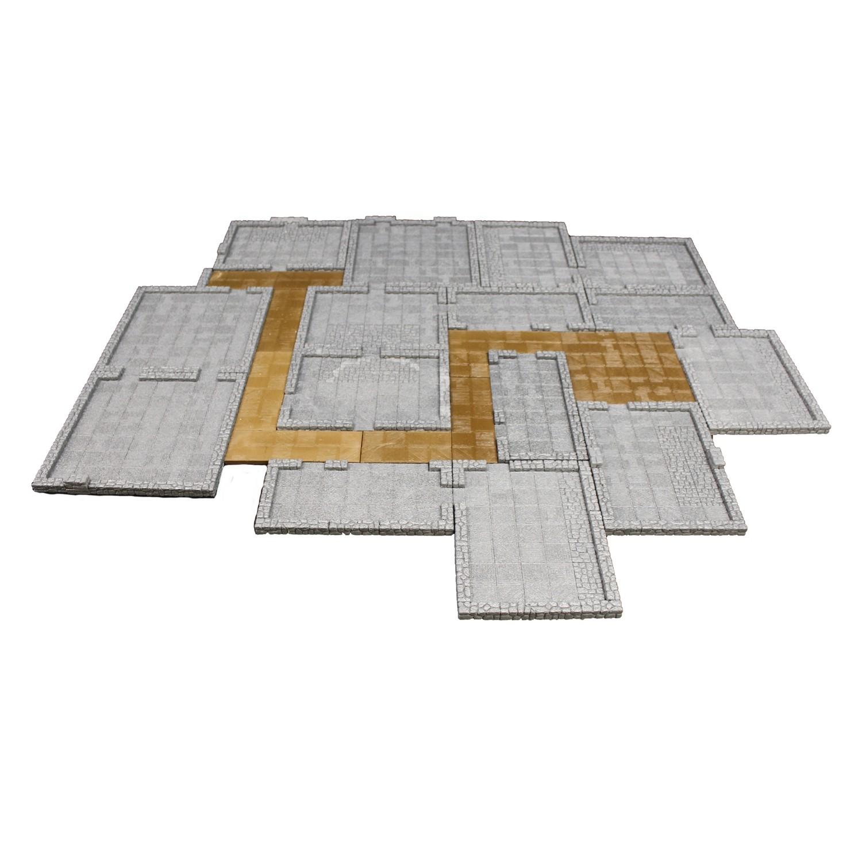 Large Modular Magnetic Tavern 2.5D