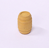 REAL Wooden Barrel 00032