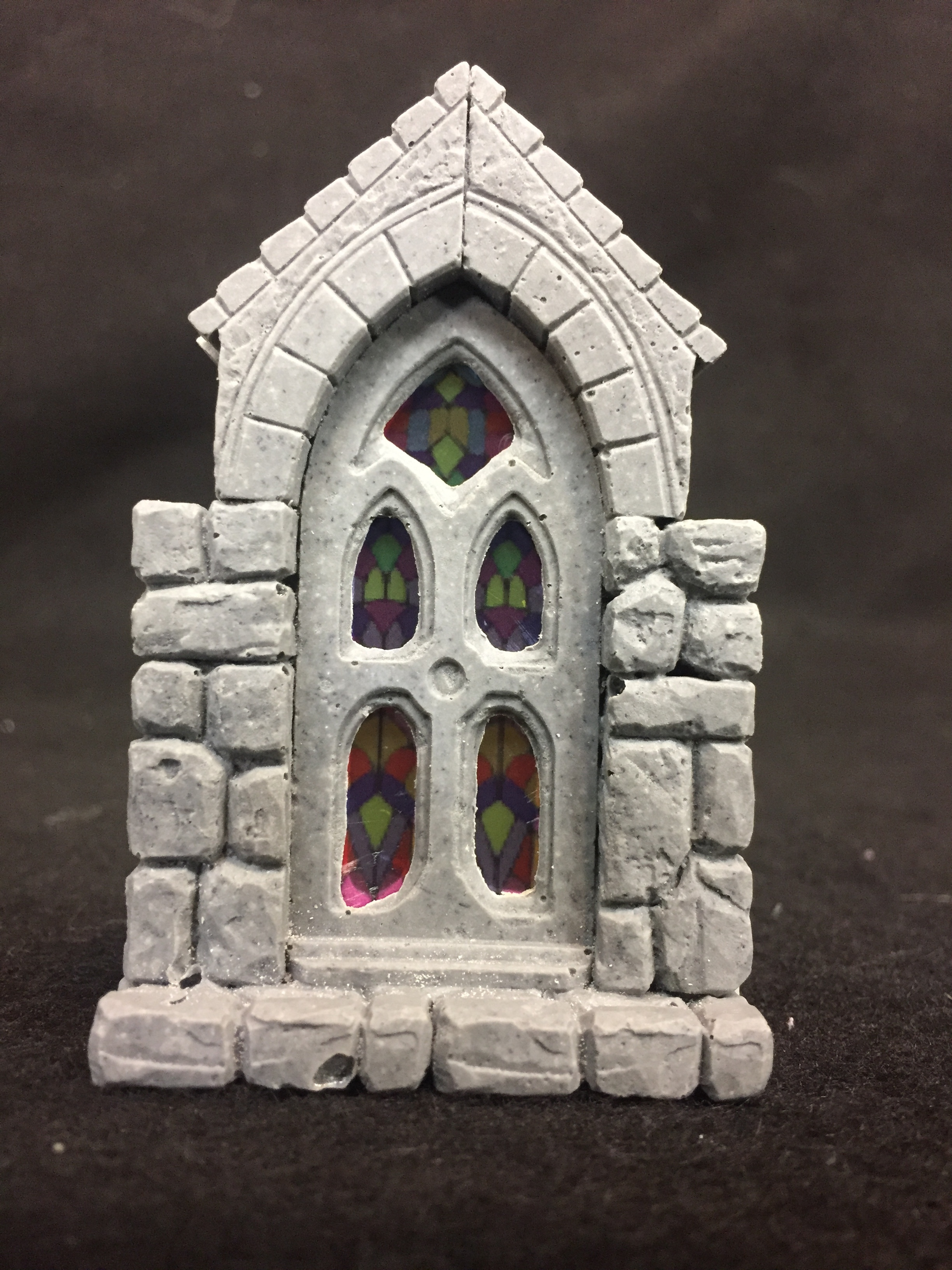 Six Stained Glass Doors 00039