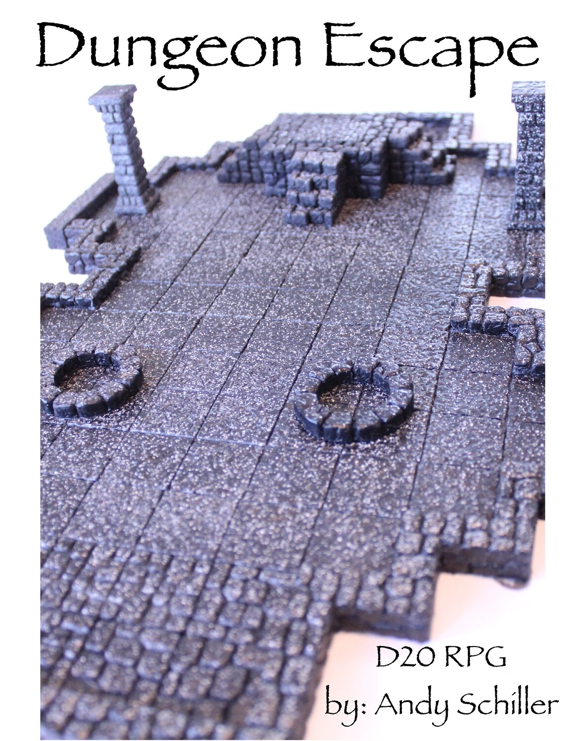 Dungeon Escape, the Board Game