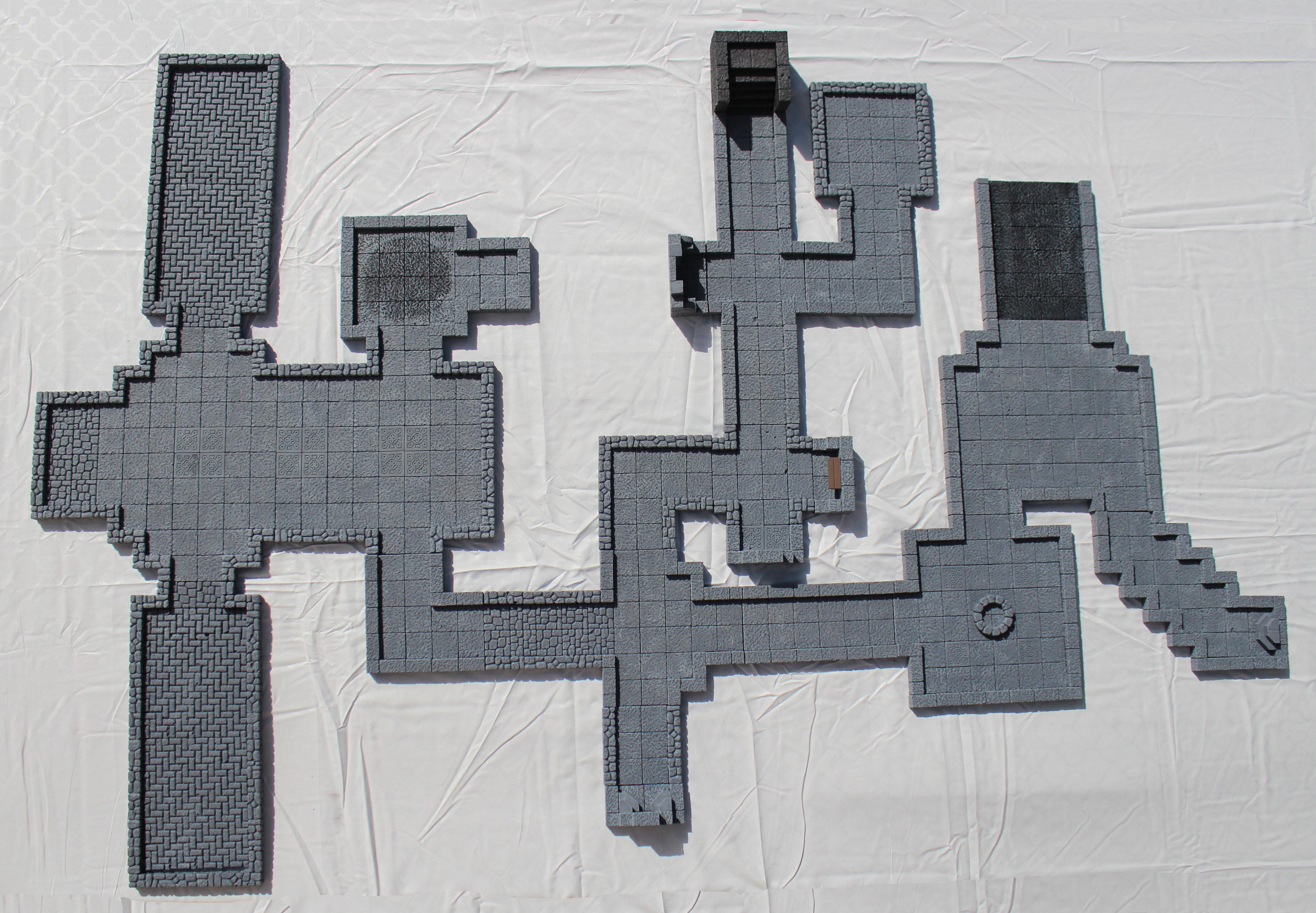 Modular Dungeons