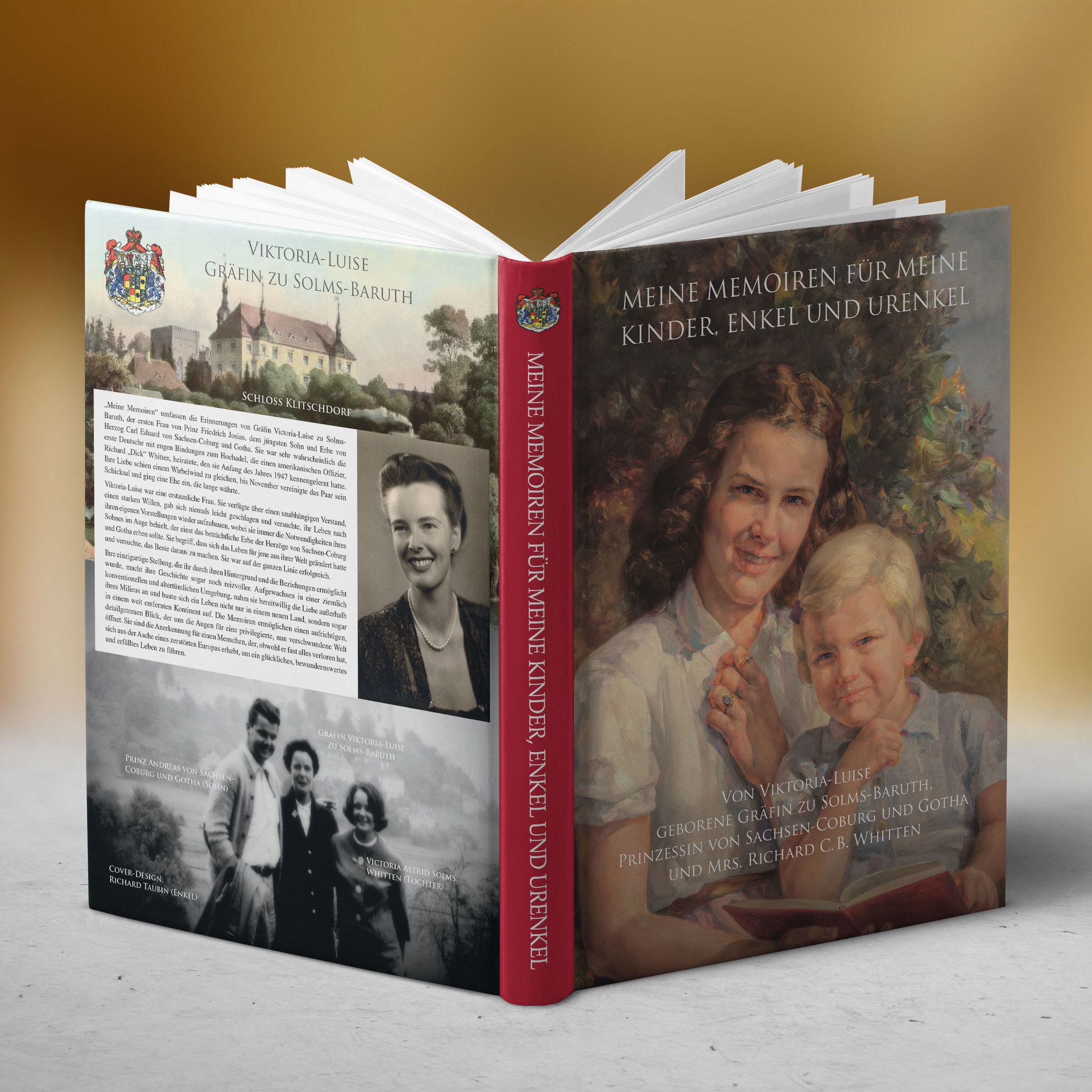 Meine Memoiren für Meine Kinder, Enkel und Urenkel MMFM0001