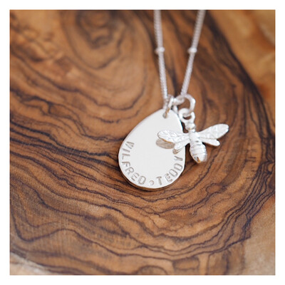 Design Your Own Necklace - TEARDROP