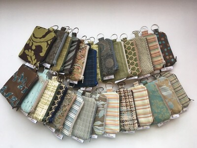 Upcycled Coin Wallets