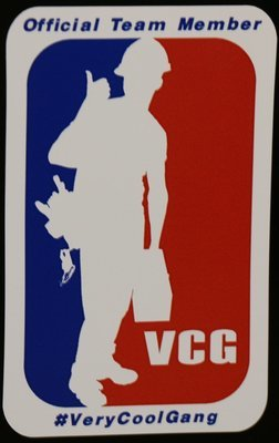 #VeryCoolGang Offical Team Member Decal