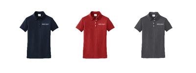 Sharing the Rough Women's Logo Nike Golf Shirt