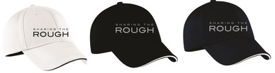 Sharing the Rough Logo Nike Fitted Hat