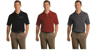 Sharing the Rough Men's Logo Nike Golf Shirt