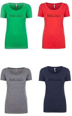 Sharing the Rough Women's Logo T-Shirt