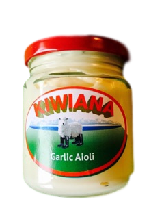 Kiwiana Garlic Aioli