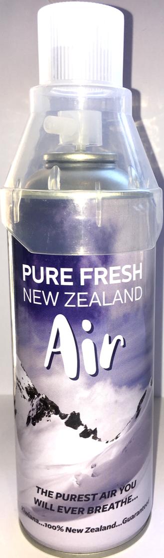 Pure Fresh New Zealand AIR