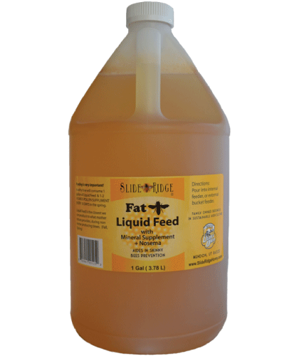 Liquid Bee Feed  1 Gallon