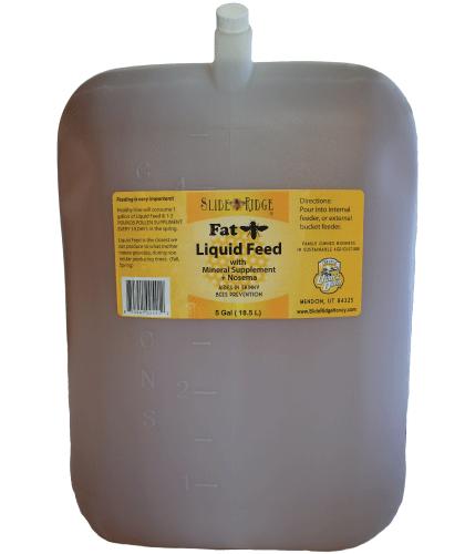 Liquid Bee Feed  5 Gallon