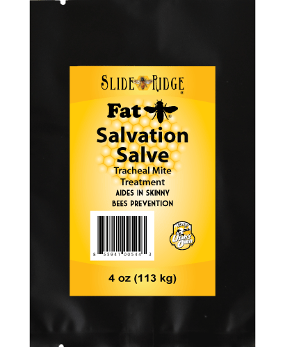 Fat Bee - Salvation Salve - 4 oz.
