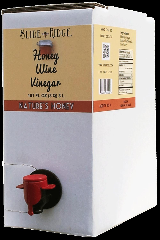 Natures Honey - Honey Wine Vinegar 3 Liter