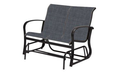 Carter Grandle   Loveseat / Double Glide Fabric Slings