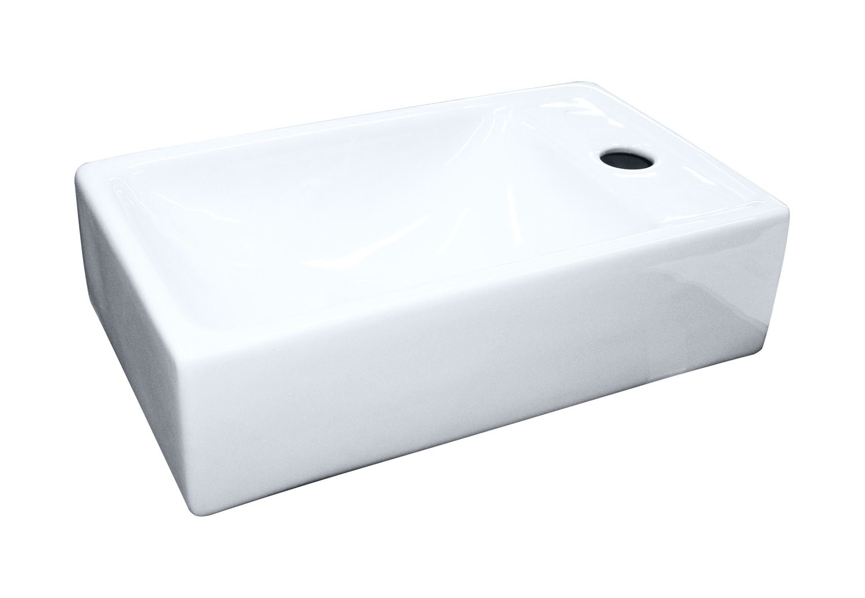 Lave-mains Fayans Lara 40 cm