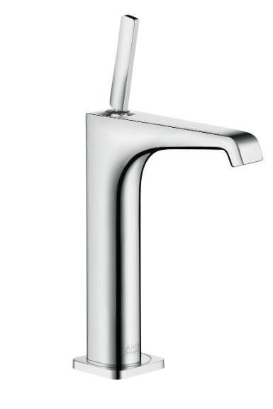 Mitigeur de lavabo Citterio E 190 surélevé pour vasque libre