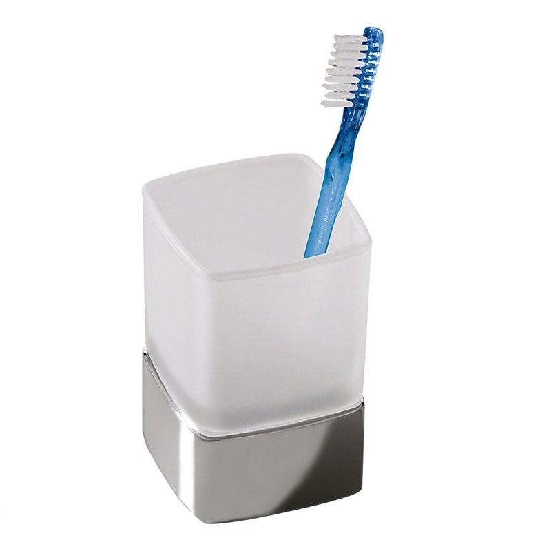 Porte-brosse à dents Lounge chromé