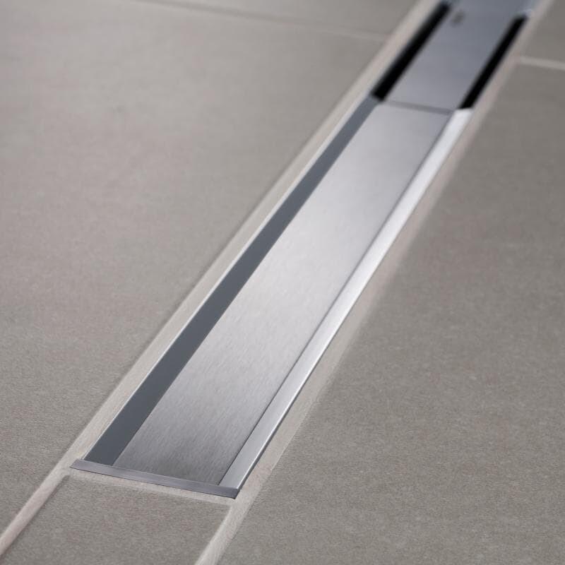 Canivelle de douche 90 cm Geberit CleanLine 20