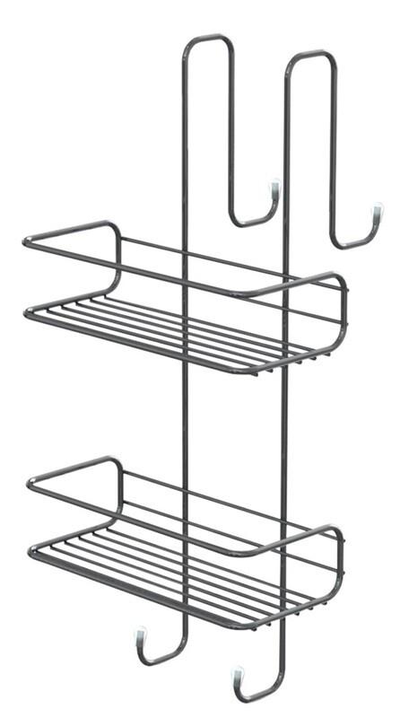 Porte-objets en file pour douche Tito