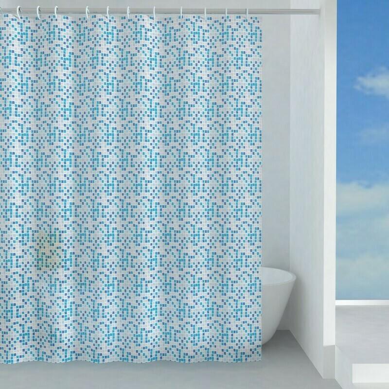 Rideau de douche Pool 180 x 200 cm