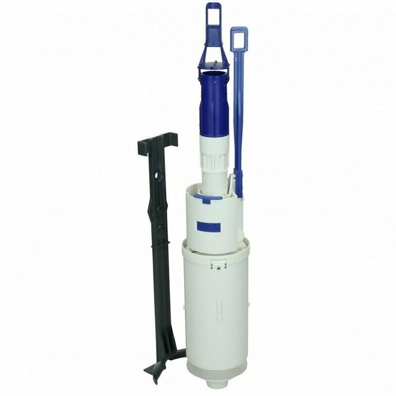 Cloche sans bassin pour réservoir à encastrer Geberit Delta 12 cm et Twinline 12 cm