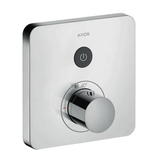 Set de finition pour mitigeur thermostatique AXOR ShowerSelect SoftCube