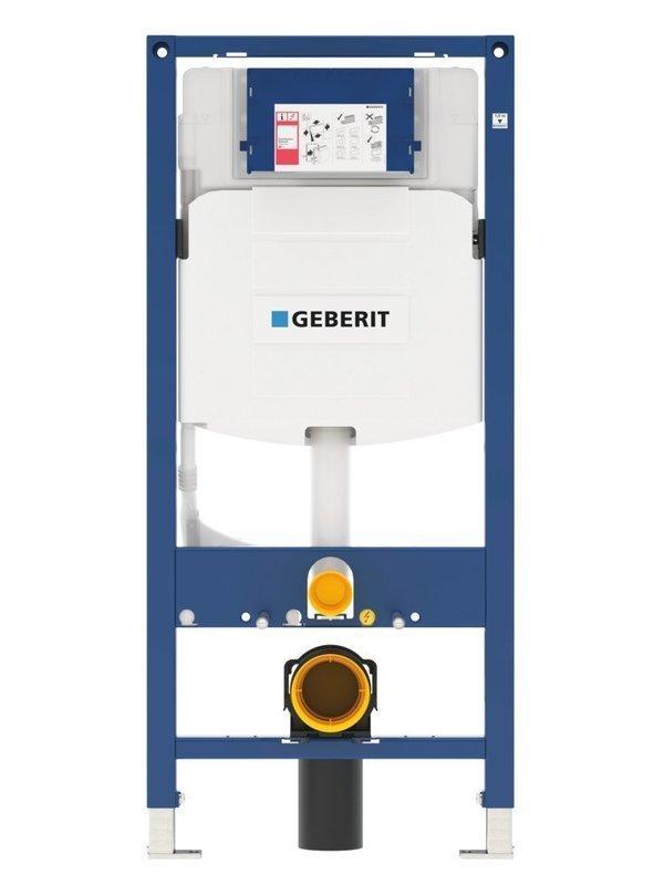 Bâti-support Geberit Duofix Sigma 12 cm pour montage dans parois en plâtre