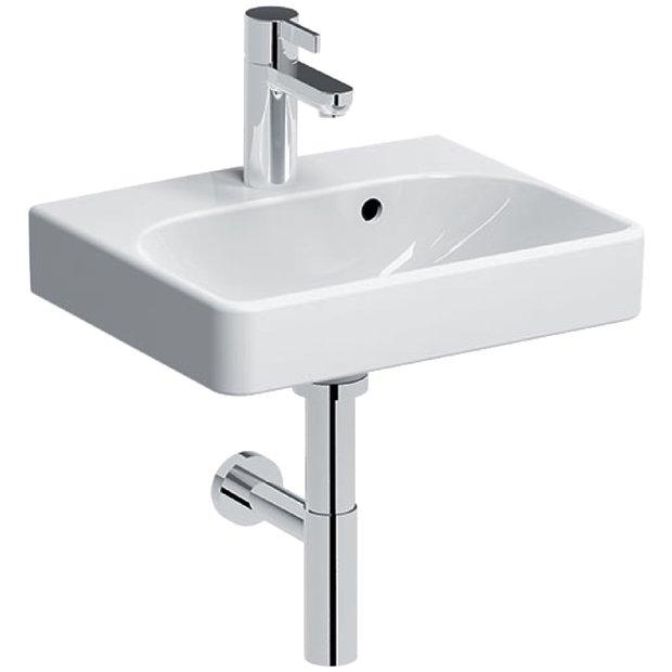 Lave-mains Keramag Smyle Square 45 cm