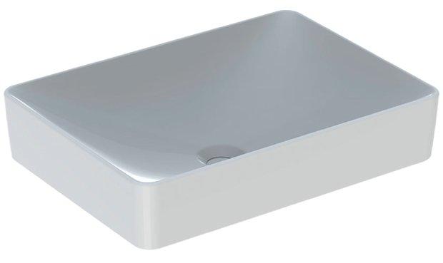 Vasque bol Geberit Variform rectangulaire 55 x 40 cm